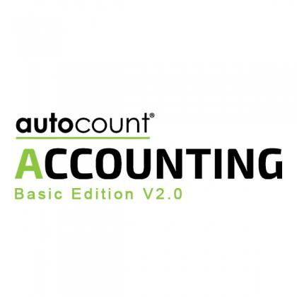 AutoCount Basic