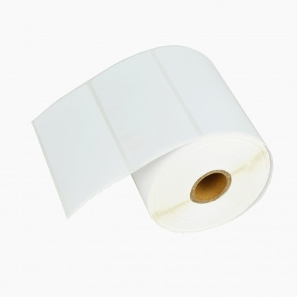 Barcode Thermal Label 25mm × 35mm (1000pcs/roll)