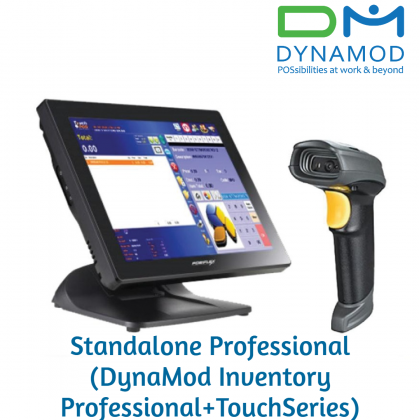 Standalone Professional (DynaMod Inventory Professional + TouchSeries)